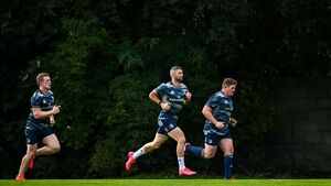 Returns of Tadhg Furlong and Dan Leavy still on hold