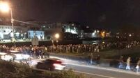 Calls to bring in the army as hundreds of students descend on Galway's Spanish Arch