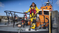 Kerry woman becomes Ireland's first female lifeboat coxswain after more than 200 rescues