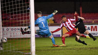 Sligo Rovers v Derry City - SSE Airtricity League Premier Division