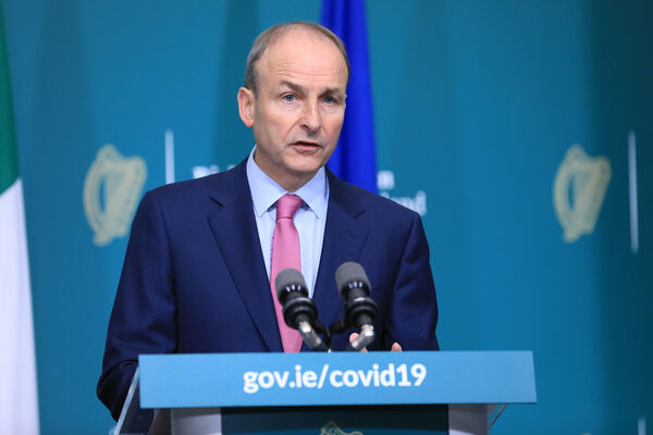 At a private meeting of its parliamentary party last night, Taoiseach Micheál Martin said the budget will respond to the twin threats of Covid and Brexit.