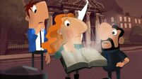 Watch: New adult animated comedy 'Fantasy Ireland' sends up mythology and modernity
