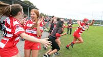 Eimear Ryan: Club players have warmed up to the sight of ourselves on screen