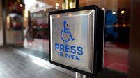 Disabled people returning to work