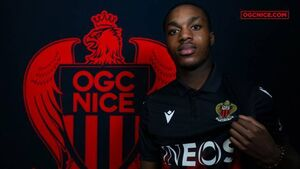 Irish youngster Deji Sotona joins Patrick Vieira's Nice after leaving Man United