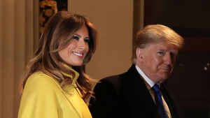 Melania Trump knew husband would win election 'if and when' he ran