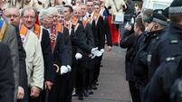 Orange Order banned from Ardoyne evening march on July 12