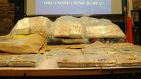 Gardaí seize €4m in cash following search of properties in Kerry and Laois