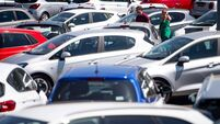 Pent-up demand leads to a surge in new car registrations