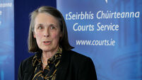 FILE PHOTO The report by Ms Justice Susan Denham has found that the resignation of Supreme Court judge Seamus Woulfe would be di