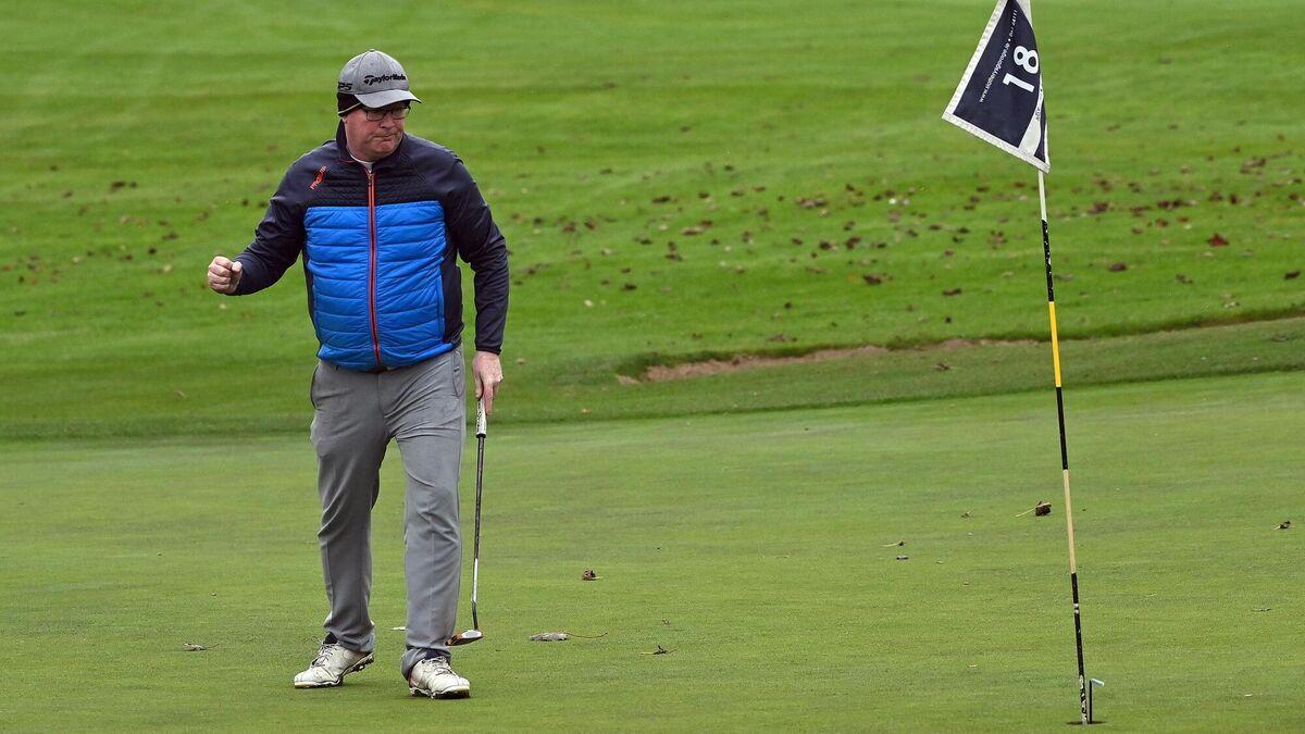 open singles golf munster