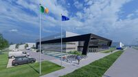 Shannon Group offer 54,000 sq ft in industrial Free Zone