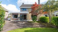Re-vamped Bishopstown house makes a classy family home