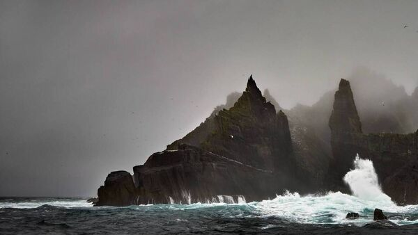 The Skelligs: the Islands of wonder, legend and lore