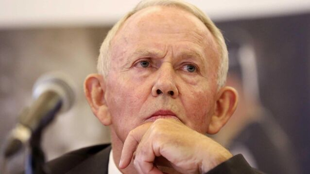 <p>Leslie Buckley: Former INM chairman claimed objective bias in investigation. File picture: Sam Boal/Rollingnews.ie</p>