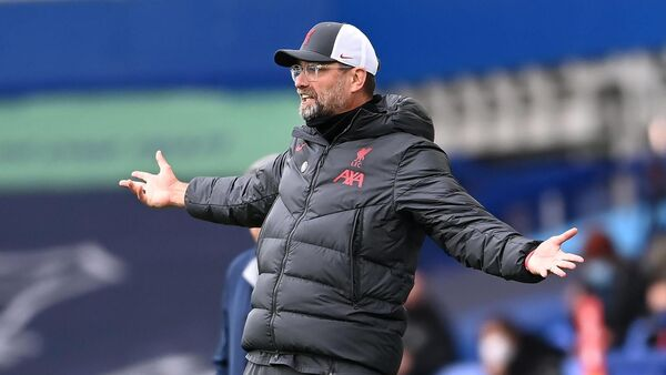 Klopp Unhappy With Officiating And Everton S Tackling