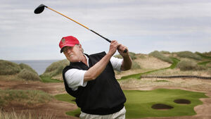 Second Trump golf course approved for Scotland