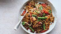 Quick and easy dinner: Neven Maguire's Thai-Style chicken noodles