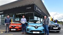 Listen now to the first GAA Championship Podcast - in association with Renault Ireland