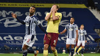 West Bromwich Albion v Burnley - Premier League - The Hawthorns