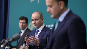 There is hope, insists Taoiseach as country prepares for move to level 5