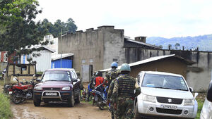 More than 1,300 inmates escape from prison in eastern DR Congo