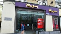 Landlords win case over Monsoon stores in Dublin and Cork
