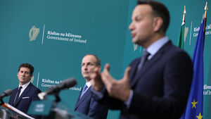 Cianan Brennan: Government's Covid-19 approach full of inconsistencies and incompetence