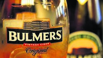 Bulmers maker swings into loss due to Covid-19 impact