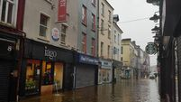 Emergency humanitarian aid fund opened for Cork flood victims