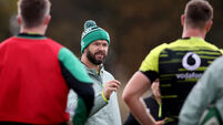 Andy Farrell 21/10/2020