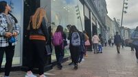 'Surreal atmosphere' in Cork with shoppers knowing lockdown was imminent