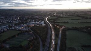 Motorists battle with traffic across Cork as garda checkpoints take effect