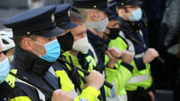 Gardaí ready for potential anti-mask protest in Dublin