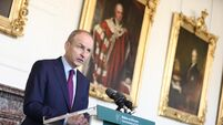 United Ireland: Micheál Martin refuses to say if Government has abandoned idea