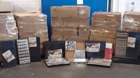 Revenue seize tobacco and cigarettes worth over €1m in Dublin Port