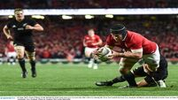 Lions could play in Ireland ahead of South Africa tour