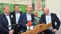 Micheál Martin rules out suggestion of grand coalition with Fine Gael