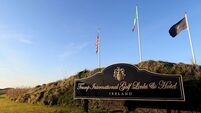 82-year-old US tourist died after choking on piece of food at Trump Doonbeg restaurant