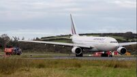 Flight diverts to Shannon after 'suspicious' phone found on board