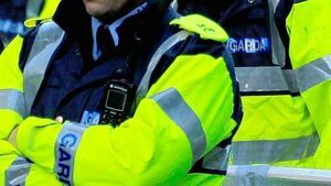 Local garda 'spotted' protection racket