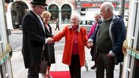 Metropole rolls out red carpet to remember first head porter