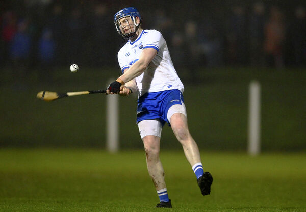Waterford's Austin Gleeson in action during the 2019 National League. Picture: INPHO/Ken Sutton