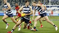 AFL Rd 5 - Geelong v Gold Coast