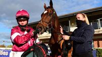 Navan report: Tiger Roll finishes sixth on Flat comeback