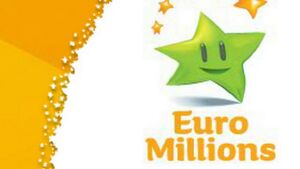The Euromillions results are in . . .
