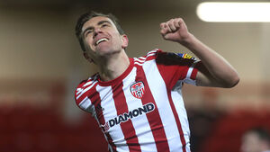Derry City ease relegation worries