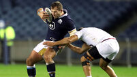 Scotland v Georgia - Autumn International - BT Murrayfield Stadium