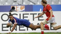 Pivac's losing run stretches to four as Wales go down to France in Paris