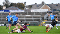 Galway v Dublin - Allianz Football League Division 1 Round 7